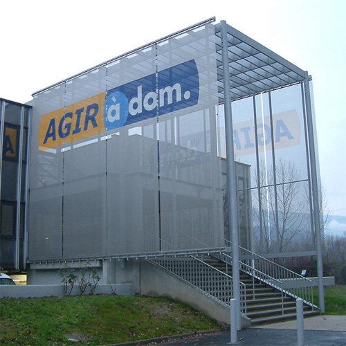 "Photography of project ""Agir A Dom"""