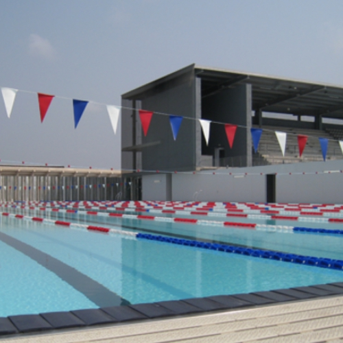 "Photography of project ""Swimming Stadium Mozambique"""