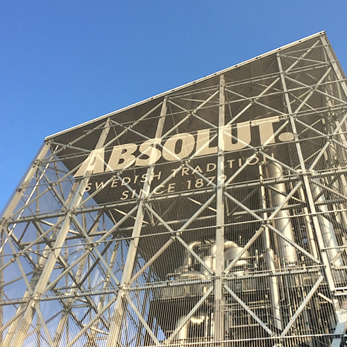 "Photography of project ""The Absolut Company"""