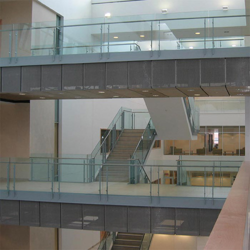 "Photography of project ""York University, TEL Center"""